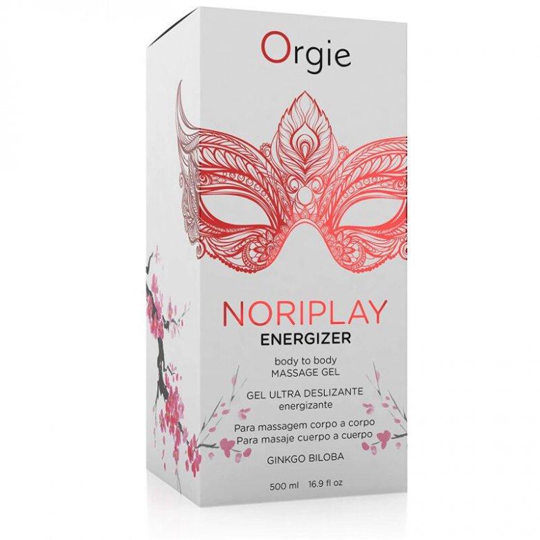 Orgie Energizing masažo aliejus (500 ml)