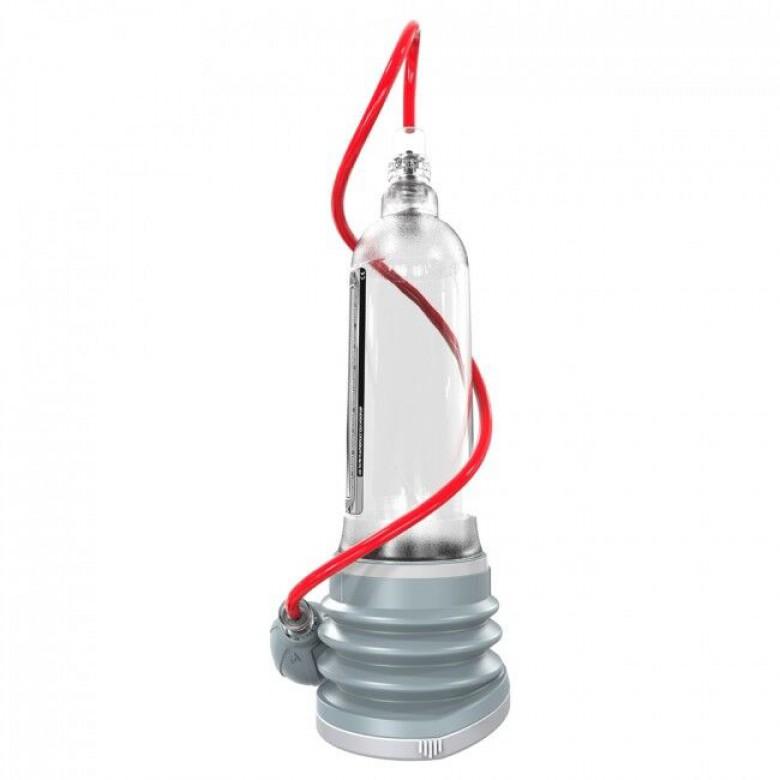Bathmate HydroXtreme11 penio pompa vyrams (pilka)