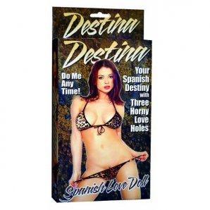 Ispaniška sekso lėlė Destina