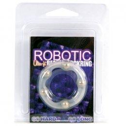 """Penio žiedas """"Robotukas"""""""