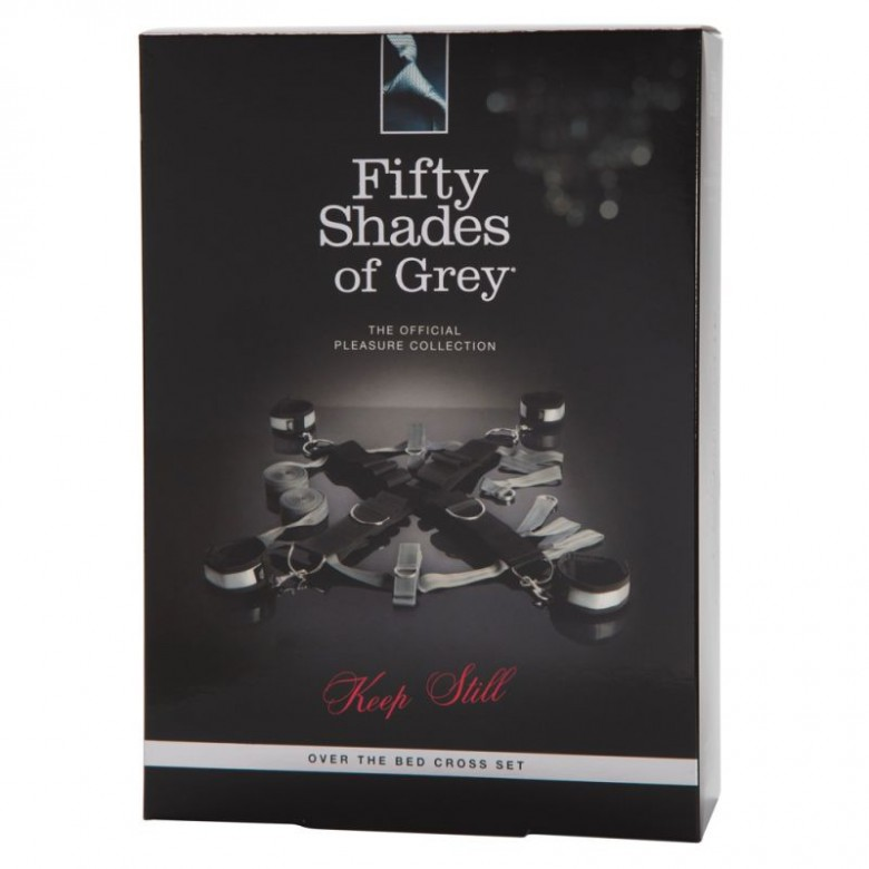 Fifty Shades of Grey Keep Still lovos pančiai